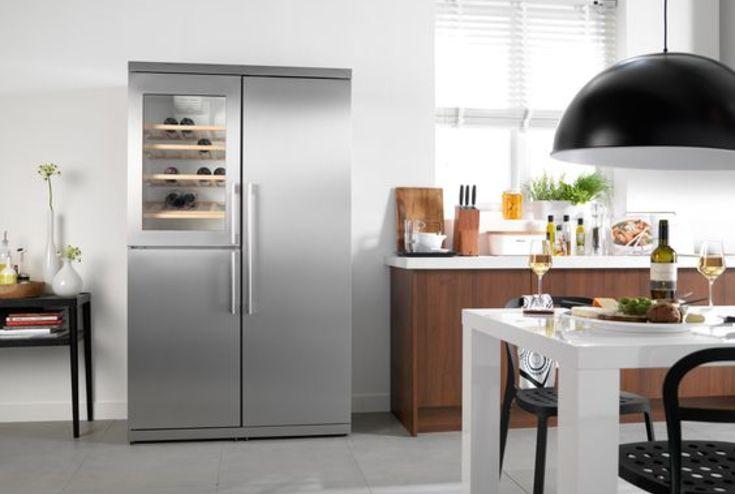 Maak van uw koelkast een leuke eye-catcher