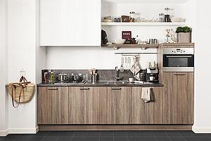 Goedkope Rechte Keukens : Goedkope rechte keuken